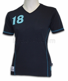 Women Kukri 18th Maccabiah training shirt