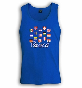 World Peace Singlet