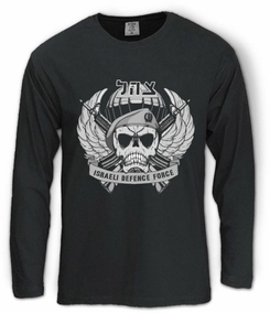 Zahal - War & Glory Long Sleeve T-Shirt