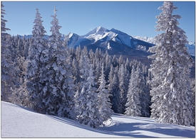 Chair Mountain from Huntsman Ridge <br> Boxed Set