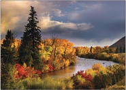 Fall Colors Along The River<br>Boxed Set