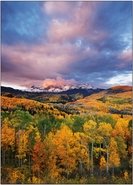 Fall Creek Sunrise<br>Boxed Set of 10 Cards
