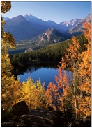 Longs Peak From Bear Lake<br>Boxed Set