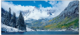 Maroon Bells Panorama<br>Boxed Set
