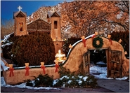 Christmas Eve in Chimayo