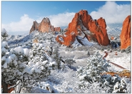 Winter Storm Garden of the Gods<br>Boxed Set