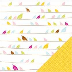 American Crafts: Hello Sunshine - Zippy