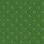 Bazzill - 12x12 Dotted Swiss Cardstock - Greenbriar