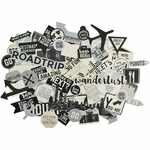 Kaisercraft Just Landed Collectables Die Cuts