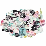 Kaisercraft Wildflower Collectables Die Cuts