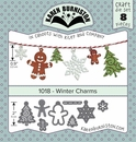 Karen Burniston Winter Charms Die Set 1018