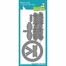 Lawn Fawn Large Wreath Die Set LF1497