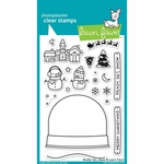 Lawn Fawn Ready, Set, Snow Clear Stamp Set LF973