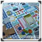 Scrapbook Kit - 9 to 5