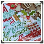 Scrapbook Kit - Christmas Memories