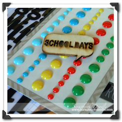 Scrapbook Kit - School Days - SOLD OUT