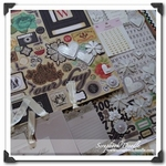Scrapbook Kit - Wedding