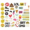 Simple Stories Emoji Love Bits & Pieces