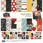 Simple Stories Say Cheese III Collection Kit 12x12