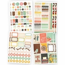 Simple Stories The Reset Girl Planner Basics Stickers (E)