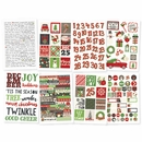 Simple Stories Very Merry Stickers