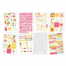Simple Stories Sunshine & Happiness Stickers