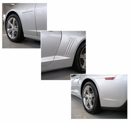 2010-2015 Camaro Front, Rear, Rocker & Gill Combo kit
