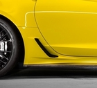 Z06, GS Cleartastic Plus Rocker, Brake Duct & door Paint Protection