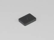 "1"" x 3/4"" x 3/16"" Ceramic Block Magnet"