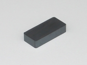 "1 7/8"" x 7/8"" x 3/8"" Ceramic Block Magnet"