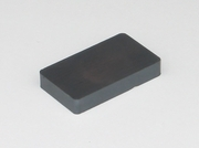 "2.090"" x 1.260"" x 0.350"" Ceramic Block Magnet"