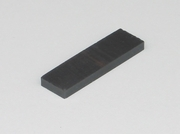 "2 1/2"" x 3/4"" x 7/32"" Ceramic Block Magnet"