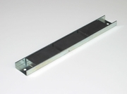 "12"" x 1.720"" x 0.620"" Channel Assembly Magnet"