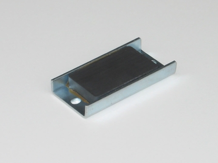 """3"""" x 1 1/2"""" x 0.460"""" Channel Assembly Magnet"""