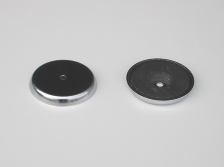 "2 7/8"" Dia x 0.365"" Cup Assembly Magnet"