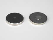 """3.190"""" Dia x 0.440"""" Cup Assembly Magnet"""