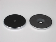 "4.900"" Dia x 1/2"" Cup Assembly Magnet"
