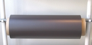 "0.060"" x 24"" x 50' Plain Flexible Magnetic Sheeting"