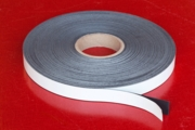 "Flexible Magnetic Stripping 0.030"" x 1.00"" x 200' PSA"