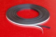 "Flexible Magnetic Stripping 0.060"" x 0.375"" x 100' PSA"