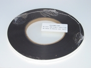 "Flexible Magnetic Stripping 0.060"" x 0.5"" x 100' PSA (Side A)"
