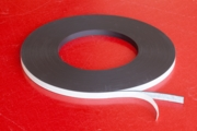 "Flexible Magnetic Stripping 0.060"" x 0.50"" x 100' PSA"