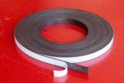 "Flexible Magnetic Stripping 0.125"" x 0.75"" x 50' PSA"