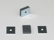 "1"" x 13/16"" x 5/16""  Latch Magnet with Hole"