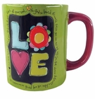 Amylee Weeks Love 15 Oz. Mug