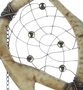 Antlers Dream Catcher Wall Decor