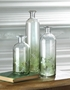 Apothecary Style Glass Bottle (S)