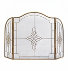 Art Deco Fireplace Screen