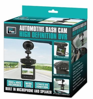 Automotive HD Dash Cam