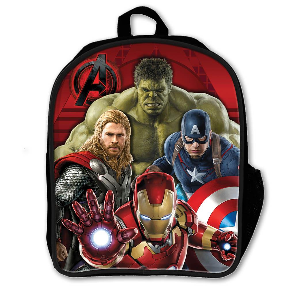 Avengers: Age Of Ultron 3D BACKPACK